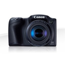 Camara Digital Canon Sx410 Is 20 Mp Zoom 40x Lcd 3 Hd Gtia
