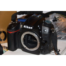 Nikon D7000 Impecable Video Full Hd 1080 30p D7100