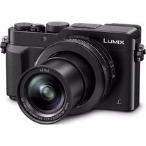 Panasonic Lx100 Cámara Digital 12,8mp 24-75mm F1.7-2.8 4k