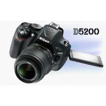 Camara Nikon D5200+bolso+tripode!!!!