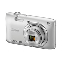 Camara Digital Nikon Coolpix S3600 20,1mp 720p - La Plata
