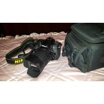 Nikon D7100 Con Lente 18 / 105