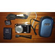 Panasonic Lumix Dcm-tz5 - Filma Con Zoom 10x !!