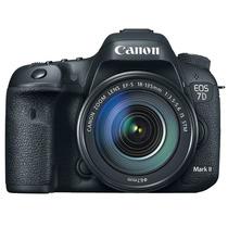 Canon Eos 7d Mark Ii Kit 18-135 Entrega Inmediata. Nuevo!!!