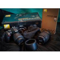 Vendo Nikon 5200 Con Menos De 4700 Disparos