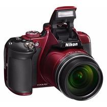 Nikon P610 Coolpix Nikon Wifi Gps Full Hd + Sd8gb + Bolso
