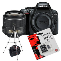 Nikon D5300 Kit 18-55m Vr Wifi+ 16gb C10+ Bolso+ Trípode!!!!
