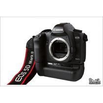 Canon 5d Mark Ii Body + Grip Original! Primera Mano!