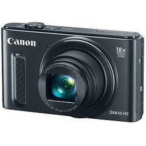 Camara Digital Canon Sx610 20.2 Megapixeles 18x Zoom Wifi