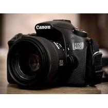 Canon 60d - 18-55mm (urgente)