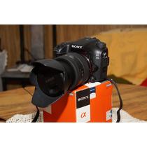 Camara Reflex Sony Alfa 77ii Con Lente Sal 16-50 Sony