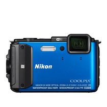 Nikon Aw 130 Sumergible 16mpx, Wifi, Gps