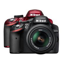 Nikon D3200 + Kit 18-55vr 24mp Full Hd Nuevas Garantía, Fact