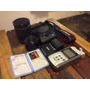 Canon 7d/ Lente 28-135/ Lente 50mm/ Grabador Audio H4n