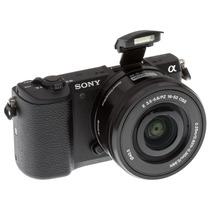 Cámara Sony A5100 24mp 16-50mm Aps-c Exmor Bionz Wifi Xavcs
