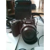Camara Digital Nikon Coolpix L120 Semi Reflex