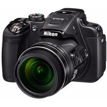 Nikon P610 16 Mpx 60x Zoom Wifi Gps + 16gb + Bolso Sup P600