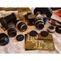Nikon Nikkormat Ftn Y Varios Accesorios Impecable!