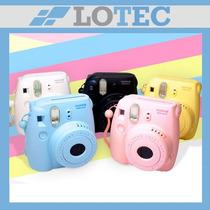 Camara Fujifilm Fuji Instax Mini 20 Fotos Regalo Color Negro