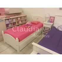 Cama de 1 plaza laqueada infantil o juvenil divan for Divan 1 plaza