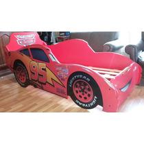 Cama Infantil De Auto Cars, Hotwheels Y Batman