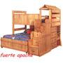 Camas Infantiles Fuerte Apache