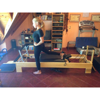 Cama Reformer Pilates Resortes