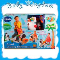 Caminador Bebe Vtech Cebra Scooter. Jugueteria Baby Kingdom