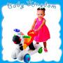Andador Caminador De Bebe Vtech Cebra Pata Pata Y Monopatin