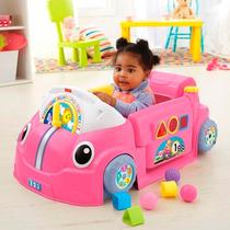Caminador De Aprendizaje Centro De Juegos Rosa Fisher Price