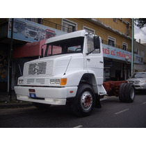 Mercedes Benz 1618 Año 1995 Chasis Mediano Ideal Volcador