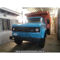 Dodge Camion Motor 1518 Puro Con Carroceria Ricci