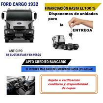 F. Cargo 1932 Ant. 166.950 Saldo En Cuotas Fijas Y En Pesos
