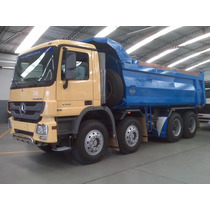 Mercedes Benz Actros 4144 K/45 8x4 Solo Chasis