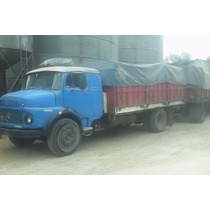 Mercedes Benz 1114 Con 1518 Turbo Cab. Dormitorio
