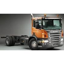 Scania P250 4x2 Ant $170.760 Saldo Cuotas Fijas $