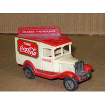 Camion Tome Coca Cola Deliciosa Y Refrescante F/focos