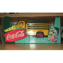Camion Coca Cola Ford 1953 De Metal Alcancia