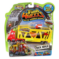 Trash Wheels Pac K Camion Mosquito !