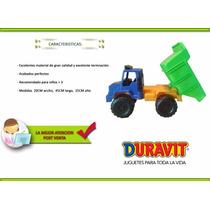 Camion Volcador Mediano Duravit