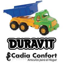 Camion Volcador Gigante Duravit 202