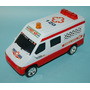 Camioneta Ambulacia First Aid 120 A Friccion En Pack Exc