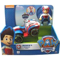 Paw Patrol Ryder Con Cuatriciclo! -minijuegosnet!