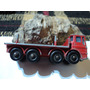 Matchbox. Camion Pipe Truck.no Compre Sin Consultar Stock Y