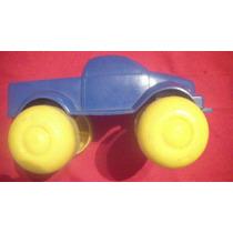 Camionetita De Plastico Duro Duravit Usada Ver...
