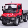 Unimog Mercedes Benz Escala 1:24 Welly