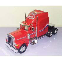 Camion-peterbilt-379.en Escala 1/32 De Welly