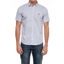 Camisa Kevingston Hombre Rouen Bsness Nj Ray M/c