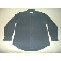 Camisa Yves Saint Laurent De Vestir Mangas Largas Talle 41