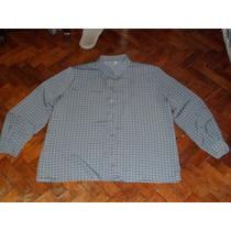 Hermosa Blusa De Seda - Excelente Estado!!!!